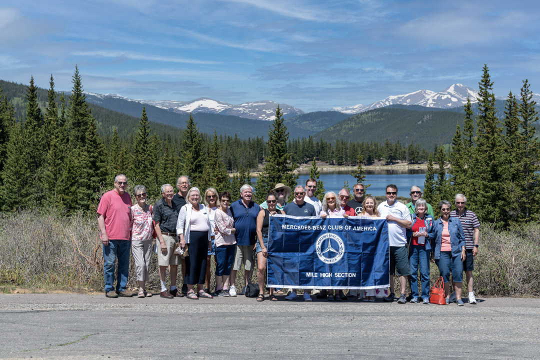 Echo Lake Scenic Drive & New Members Event – June 12, 2021